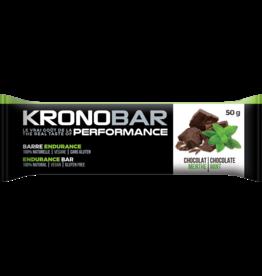 Kronobar Barre endurance Kronobar Choco/Menthe 50g