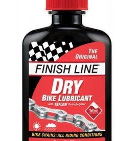 Lubrifiant chaîne Finish Line Dry Lube Teflon Plus 2oz