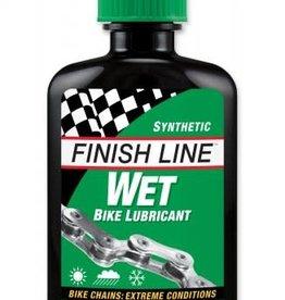 Lubrifiant à chaine Finish Line Wet 2oz