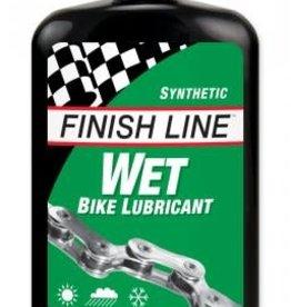 Lubrifiant à chaine Finish Line Wet 4oz