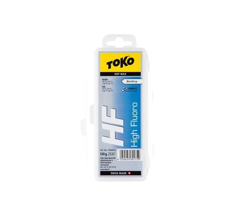 Fart de glisse Toko HF Bleu 120g