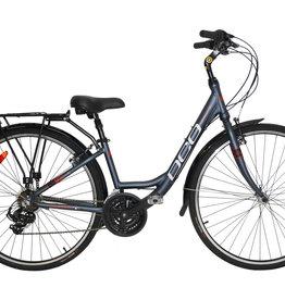 DCO Vélo DCO City Class 2019 Bleu Mat