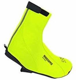 GoreBike Couvre Chaussure Gore Bike Wear, Road Windstopper, Overshoes, Jaune, L