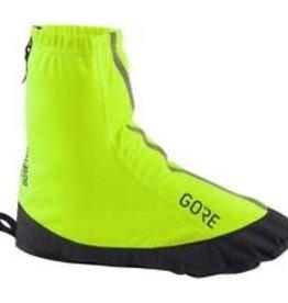 GoreBike Couvre Chaussure Gore Bike Wear, C5 Thermo Windstopper, Jaune, L