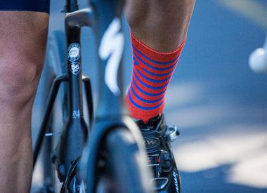 Chaussettes de vélo