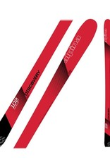 Alpina Skis hors-piste Alpina Discovery 102 Rouge 2019