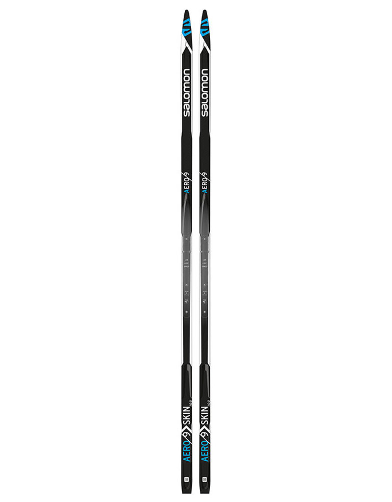 Salomon Skis Salomon Aero 9 Skin 2019 - Démo