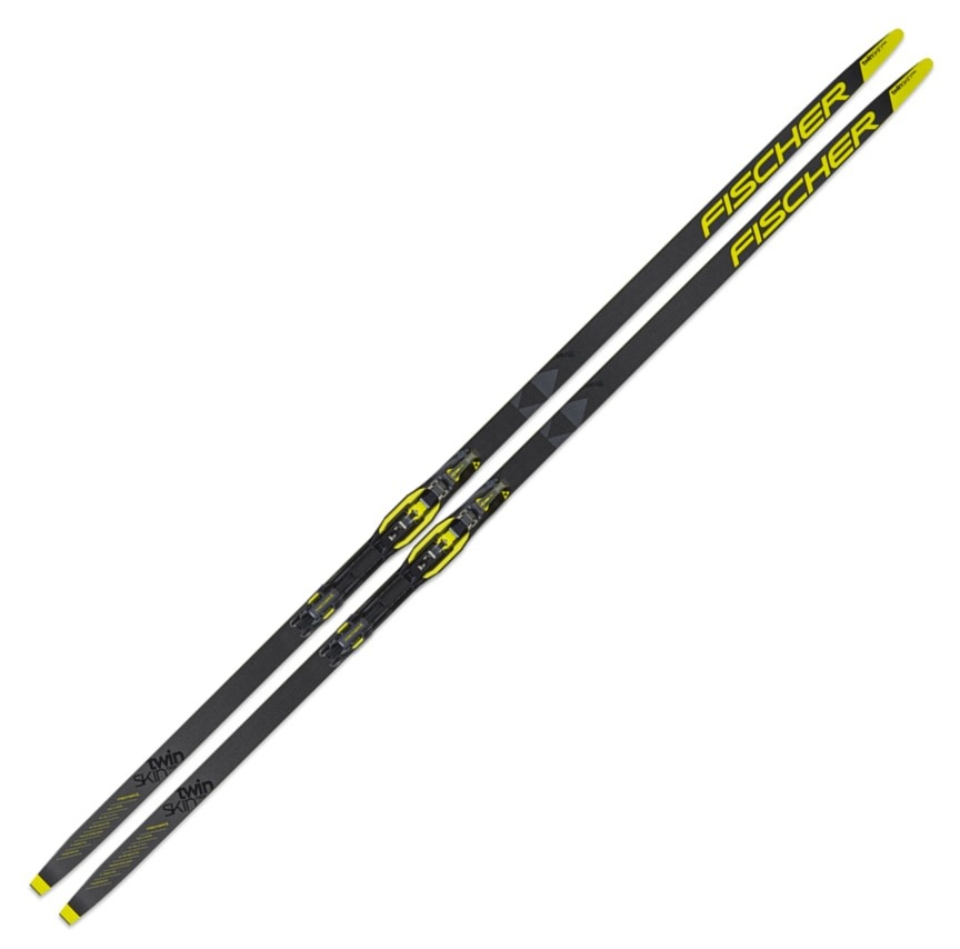 Fischer Twin Skin Race Skis 2020