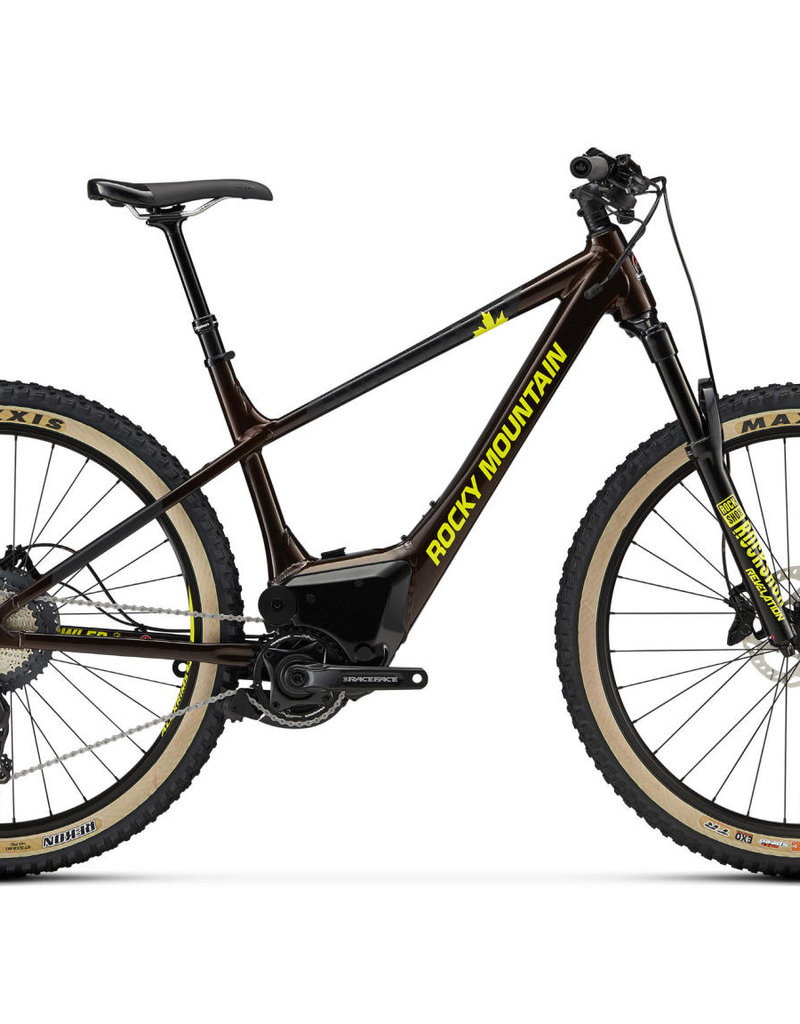Rocky Mountain Vélo électrique Rocky Mountain Growler Powerplay 50 2019