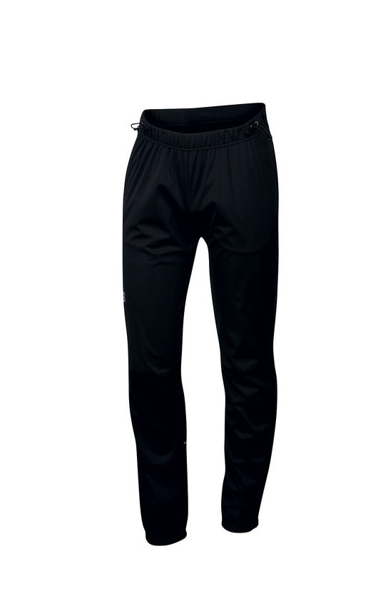 Pantalon Sportful Engadin Wind Noir