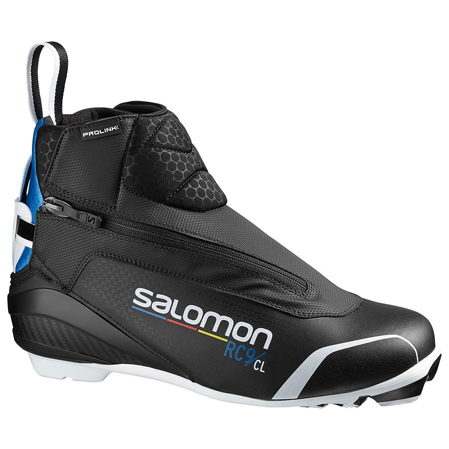 Bottes Classiques Salomon RC9 Prolink 2020