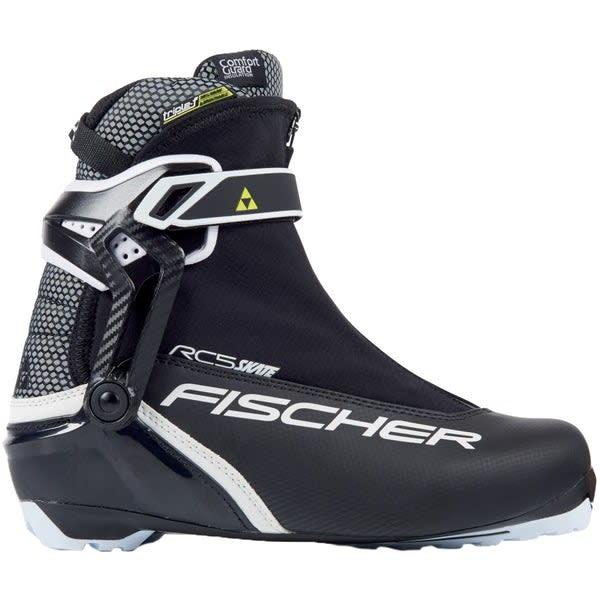 Fischer RC5 Skate Boots Demo