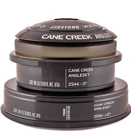 Cane Creek Jeux de direction Cane Creek Angleset (Ajustable 0.5°, 1° et 1.5°)