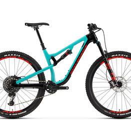 Rocky Mountain Vélo Rocky Mountain Instinct C70 turquoise/noir Large 2019 avec protection