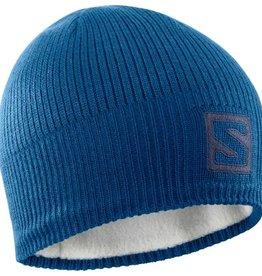 Salomon Tuque Salomon Logo Bleu/Poséidon