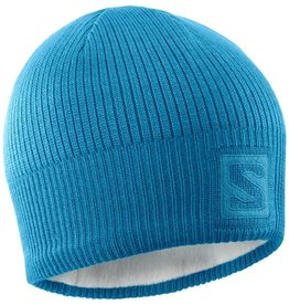 Salomon Tuque Salomon Logo Bleu Fjor