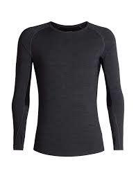 Icebreaker Zone LS Crewe Shirt XXLarge