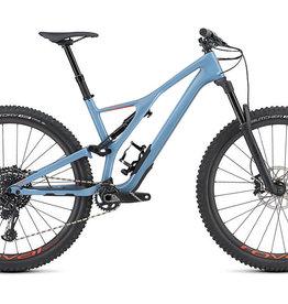 Specialized Vélo Usagé Specialized Stumpjumper Expert Carbon 29 2019 Bleu/Rouge Medium