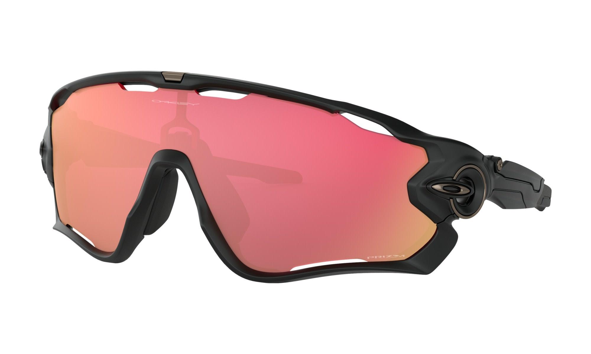 Oakley Jawbreaker Matt Black/Prizm Snow Torch Eyewear