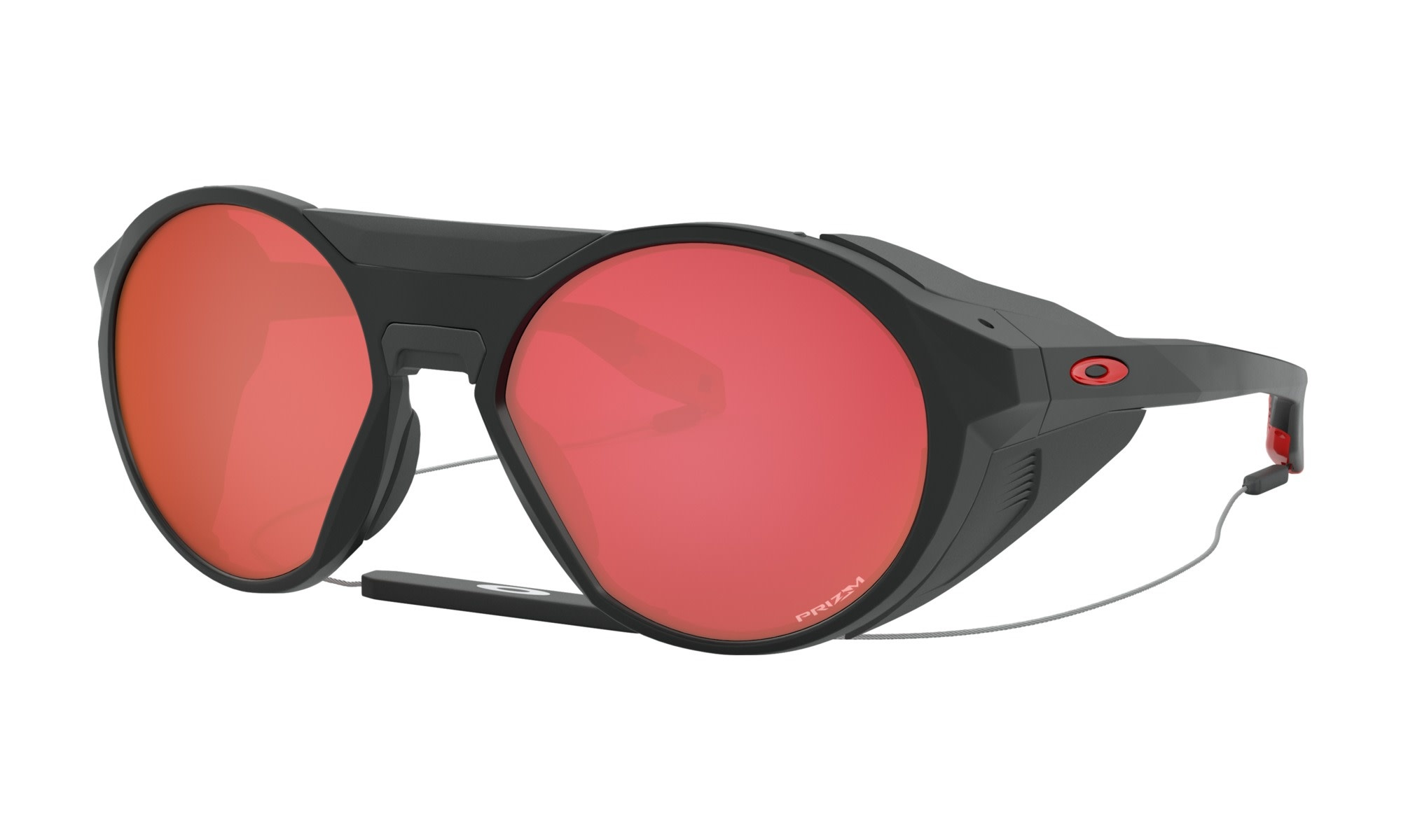 Lunette Oakley ClifdenNoir/Prizm Snow Torch