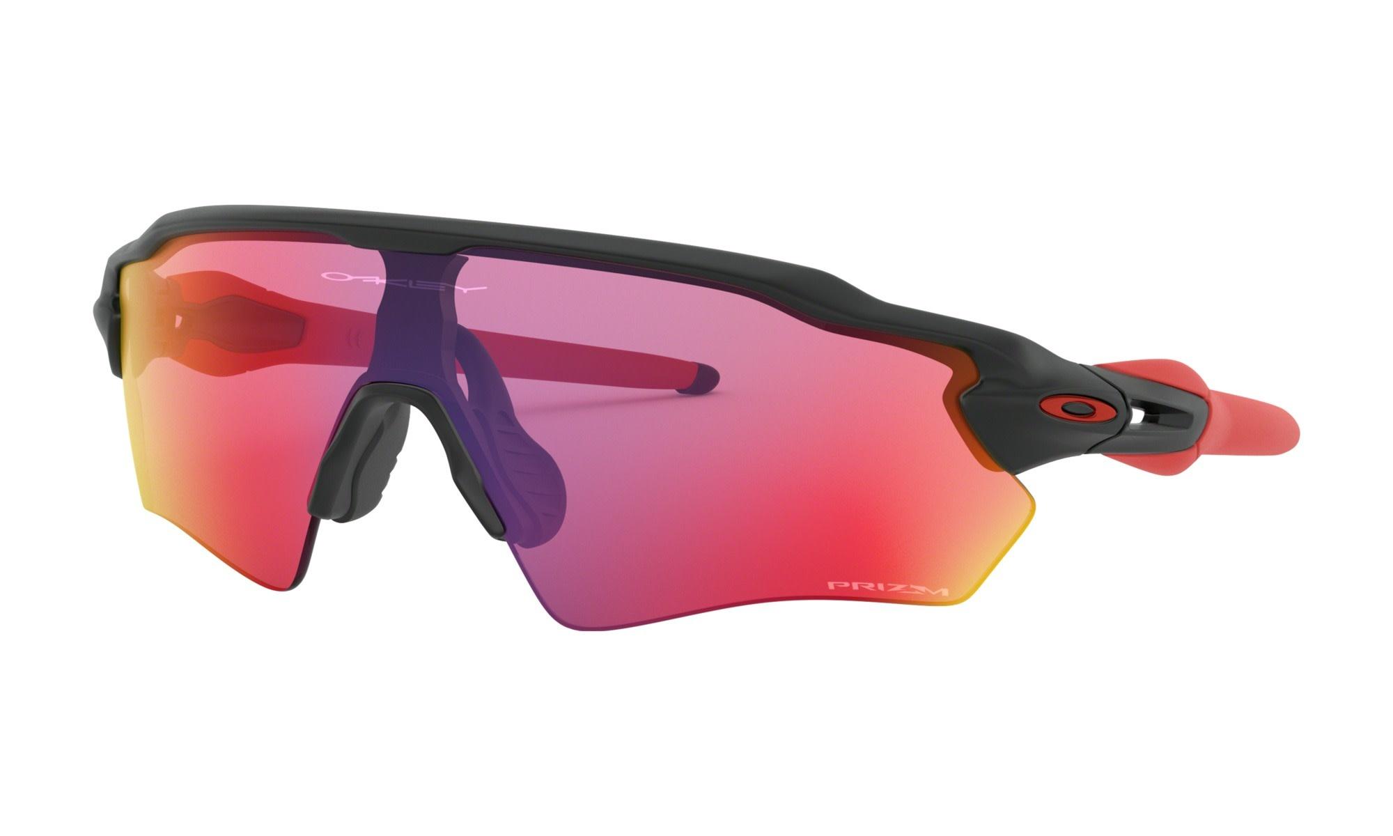 Oakley Radar EV XS Path Black Mat/Prizm Road Eyewear