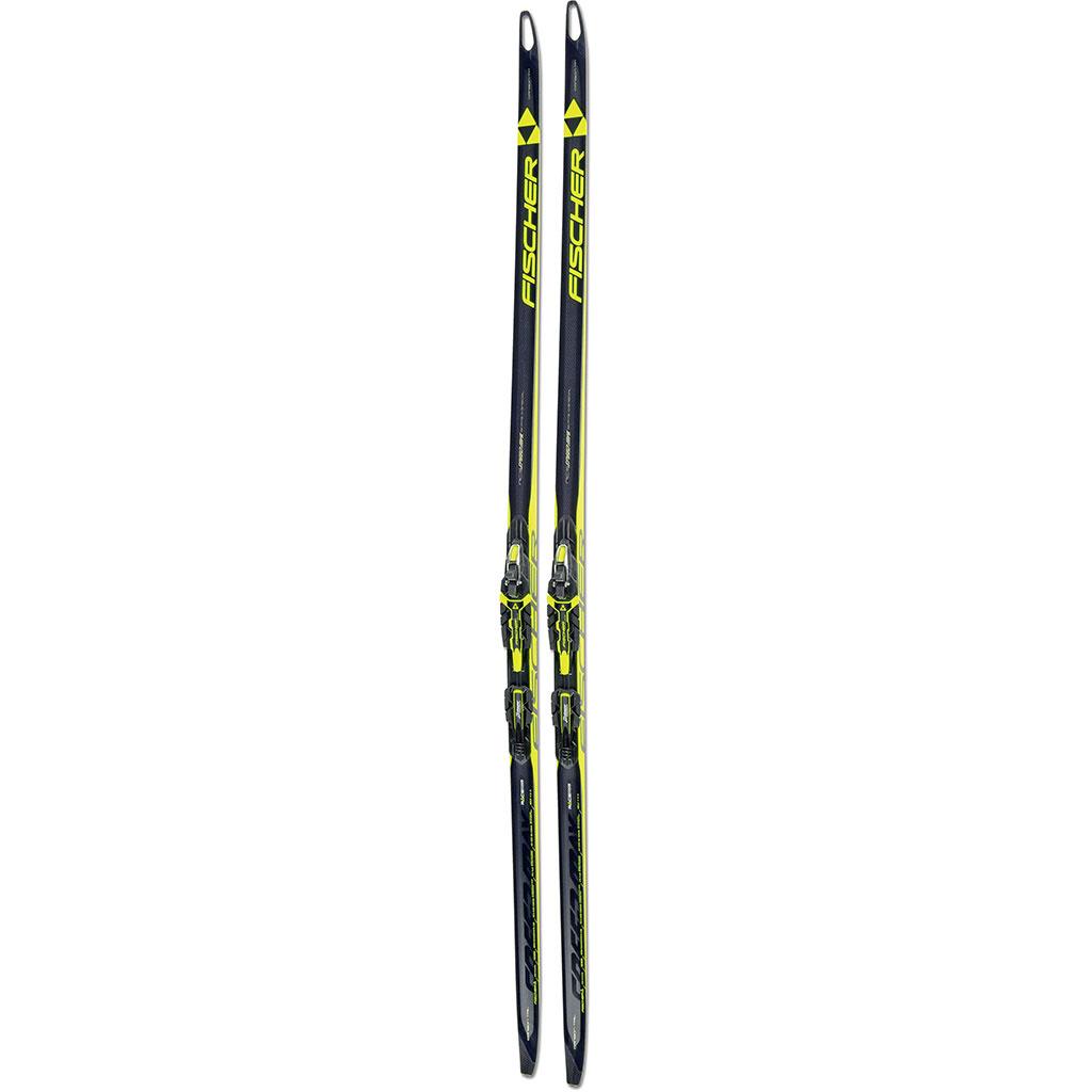 Fischer Speedmax Classic C-Special Skis Medium NIS 202cm 2017
