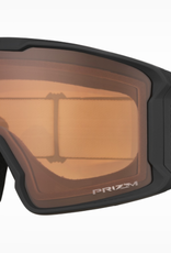 Oakley Lunette Oakley Line Miner Noir Mat/Prizm Persimmon