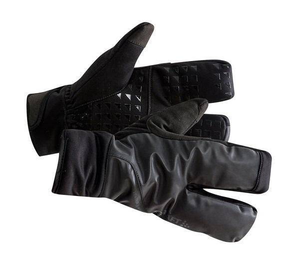 Craft Siberian Glow Split Finger Gloves