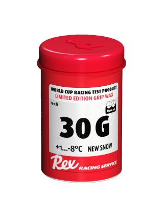 Rex Racing Service Wax 30G +1/-8
