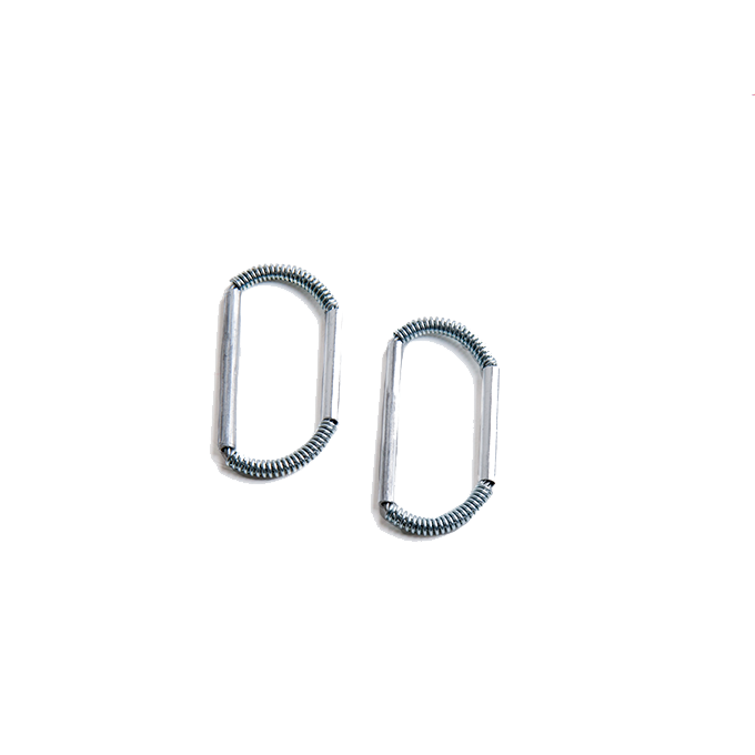 G3 Double-bar Skin Tip Loop Large 60-80mm (Pair)