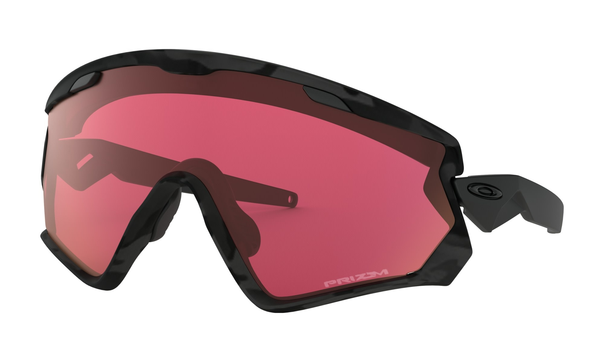 Lunette Oakley Wind Jacket 2.0 Night Camo/Prizm Snow Torch