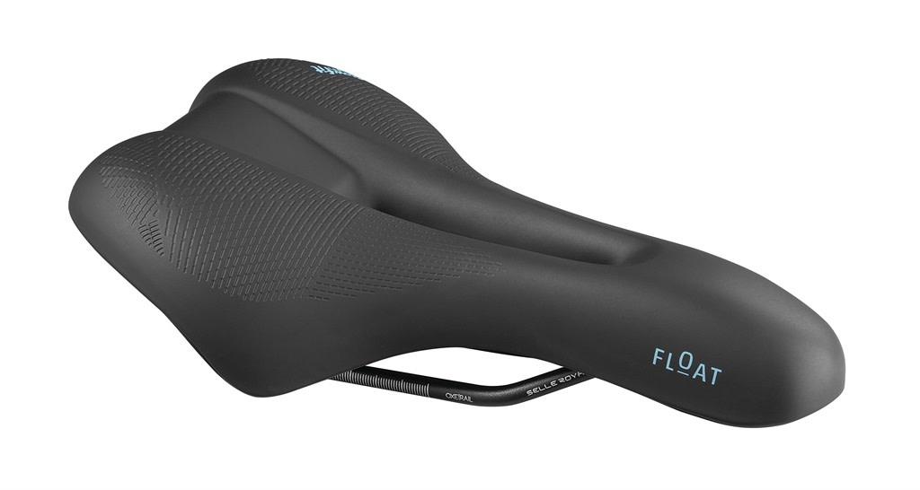 Selle confort Selle Royal Float Athletic Noir