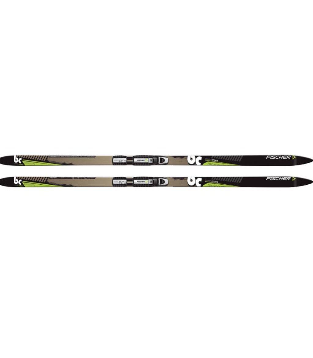 Fischer Country Crown Backcountry Skis