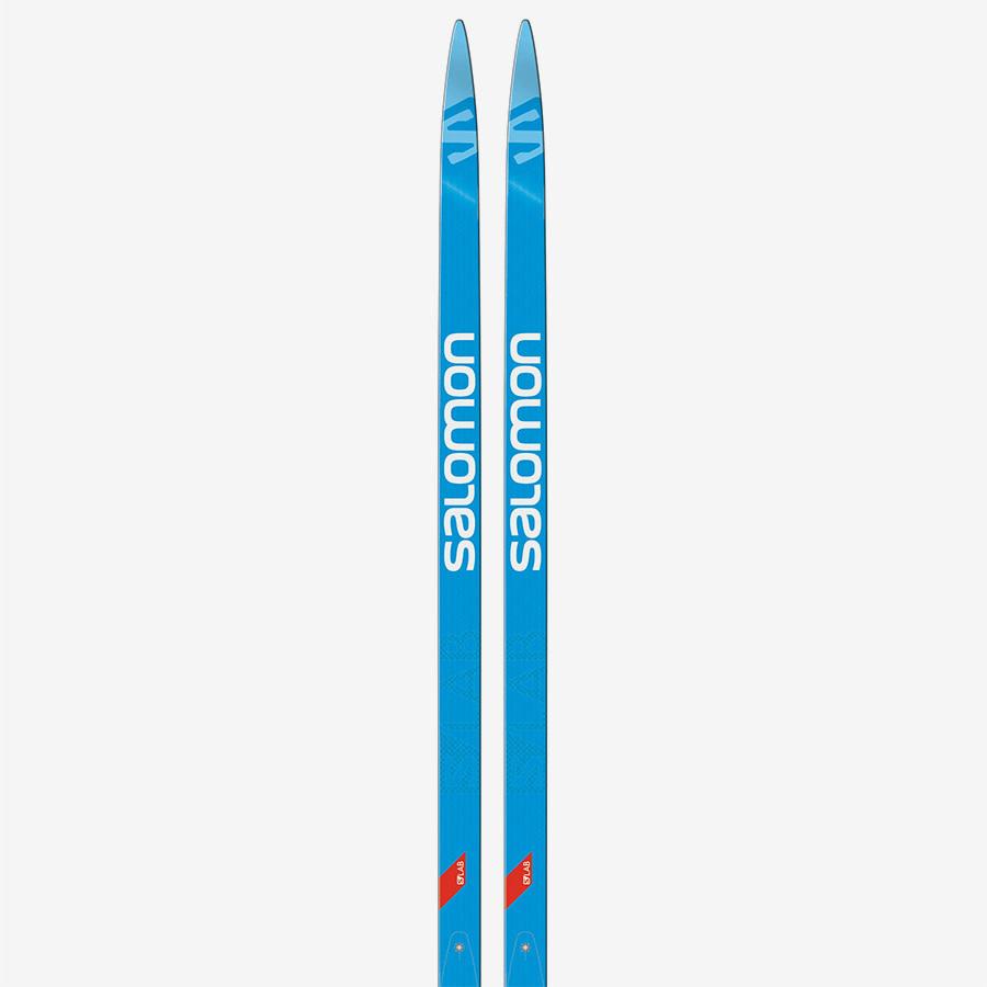 Ski Salomon S/Lab Carbon Classic Bleu Soft 2020 196
