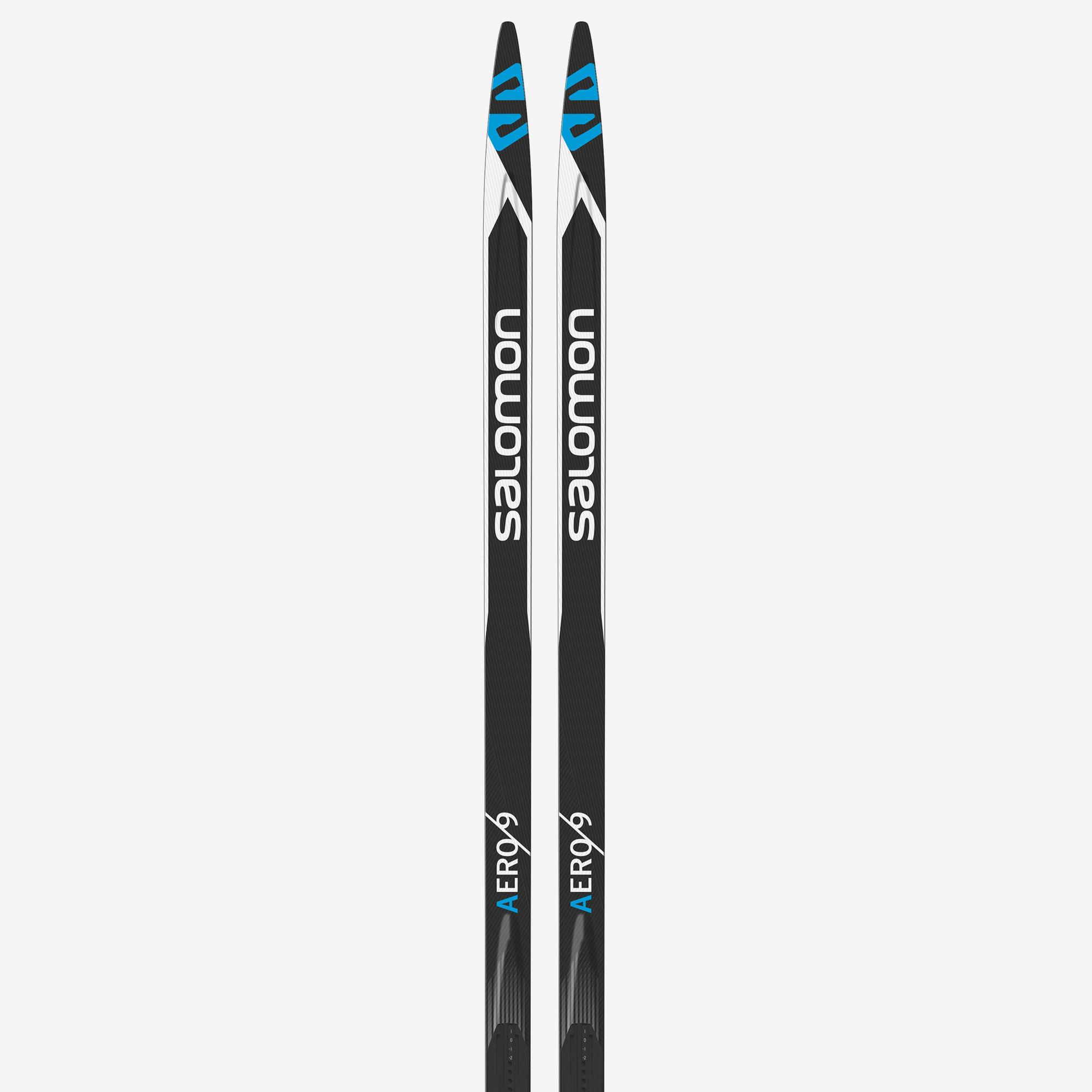 Ski Usagé Salomon Aero 9 Skin Hard 198 + Fixe Prolink Pro CL