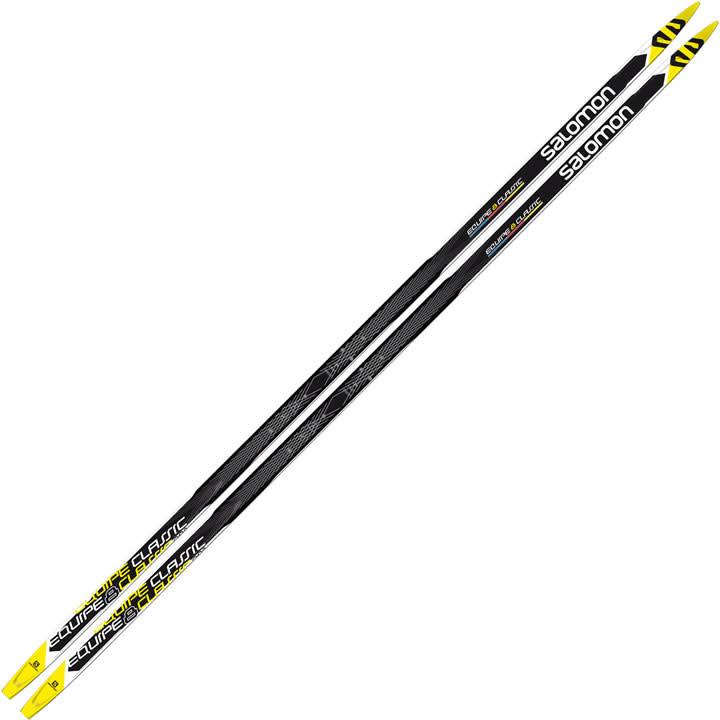 Skis Usagé Salomon Equipe 8 Classic Vitane 196 + Fixe Prolink Pro CL