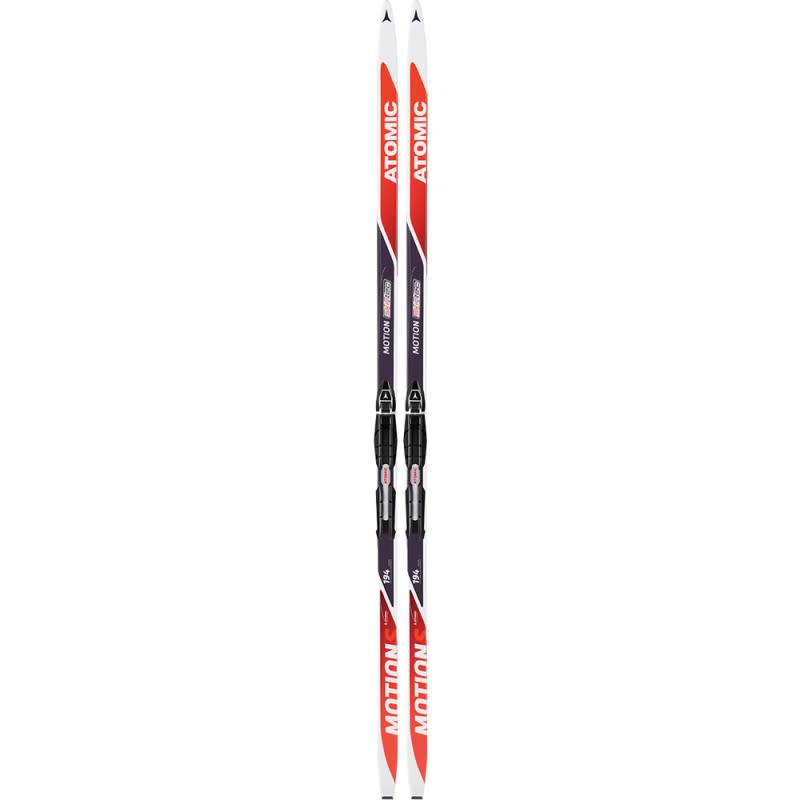 Skis Atomic motion Skintec 184cm + Fixation Atomic Prolink Démo