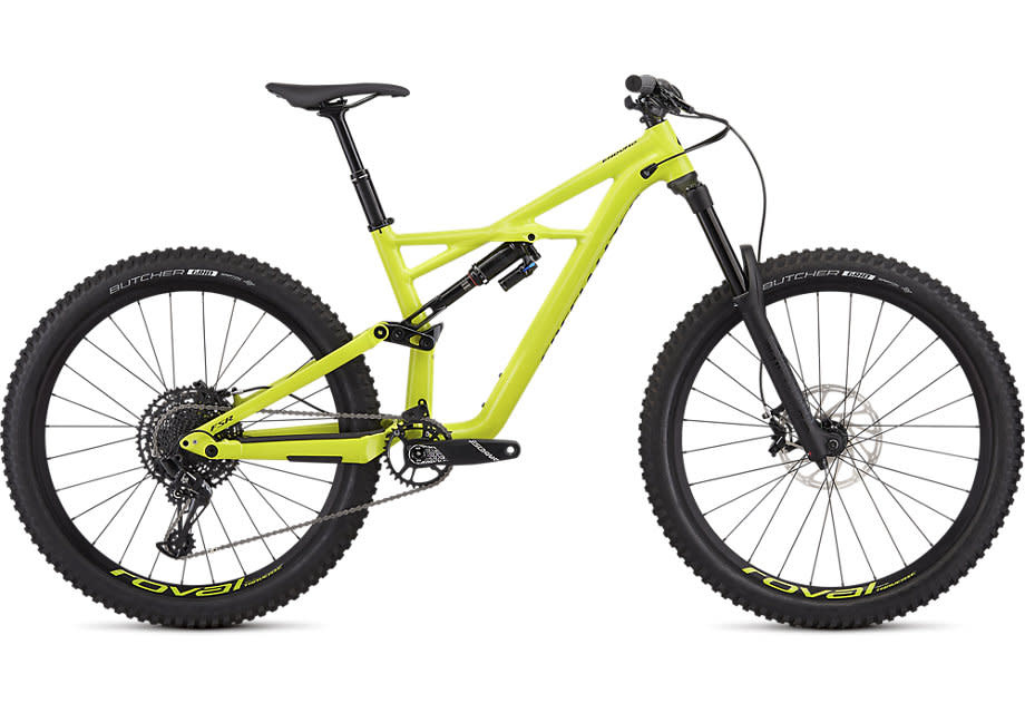 Vélo Usagé Specialized Enduro Comp 27.5 2019 Chartreuse Small