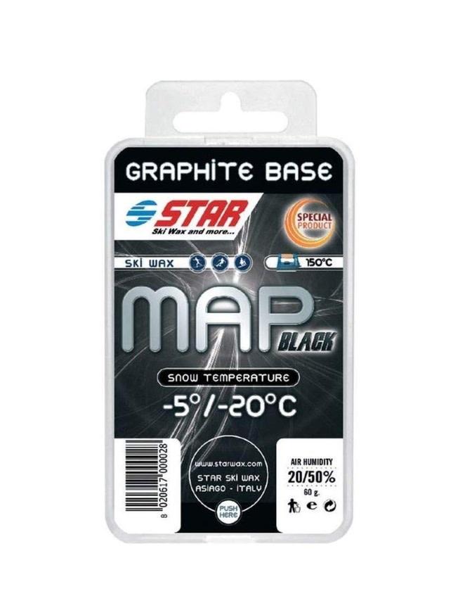 Fart de glisse Star Map Black 60g