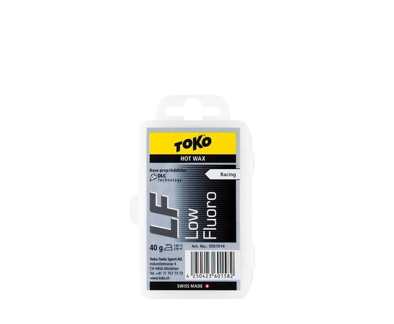 Fart de glisse Toko LF Noir 40g