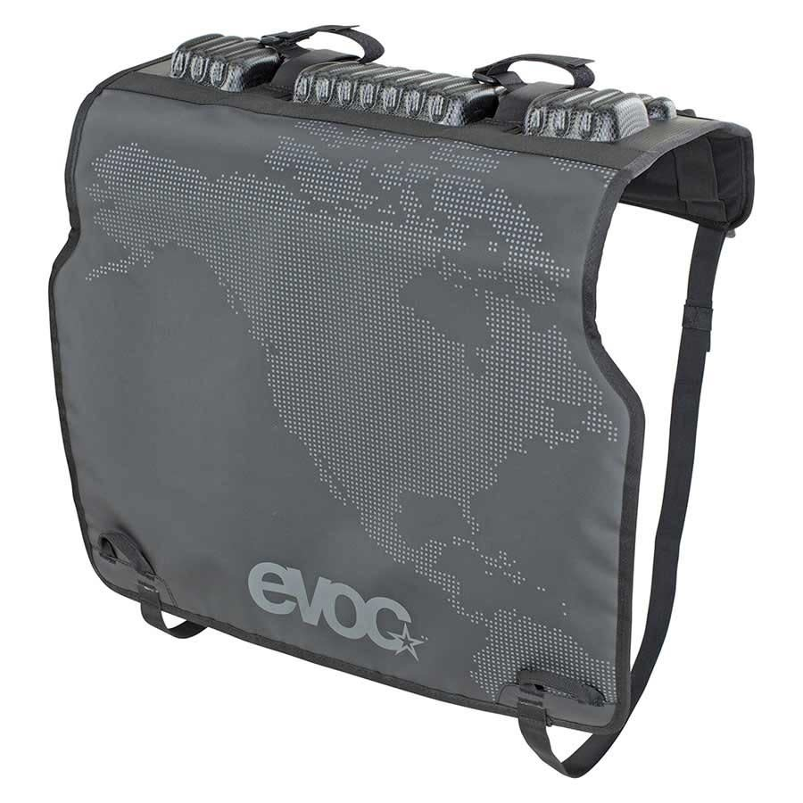Coussin protecteur EVOC Tailgate Pad pour 2 vélos
