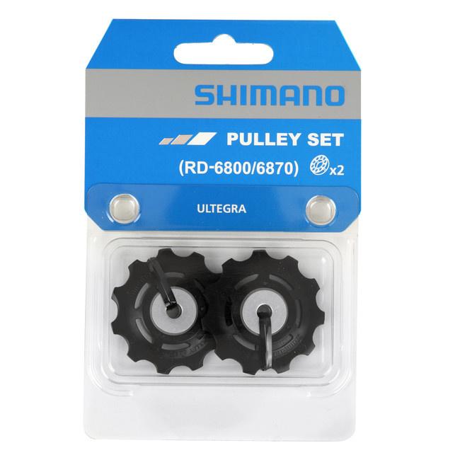 Ensemble de galet Shimano RD-6800 Noir