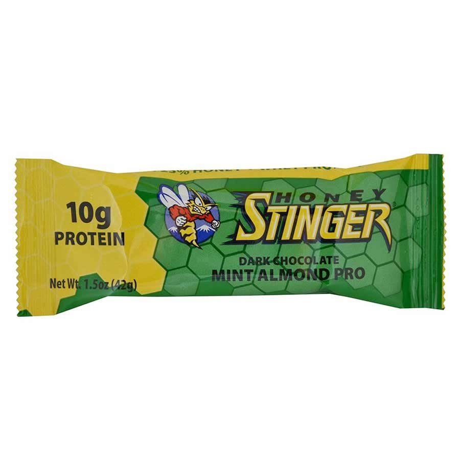 Barre protéiné Honey Stinger 10g Menthe Chocolaté 42g