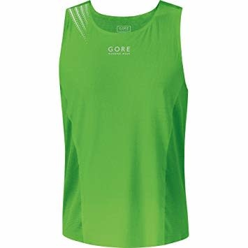 Camisole Gore Magnitude 2.0 Singlet Homme Large Vert