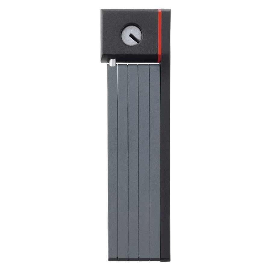 Cadenas pliable Abus Ugrip Bordo 5700 à clé 80cm Noir