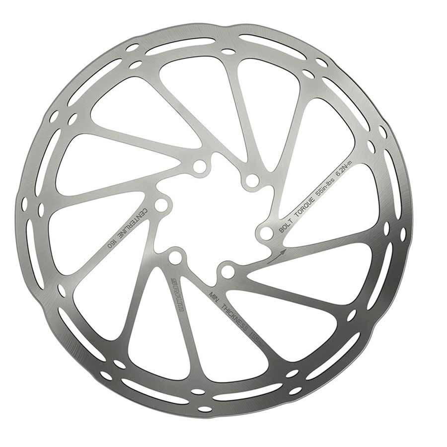 Disque Sram Centerline Arrondi ISO 6B Rotor 180mm