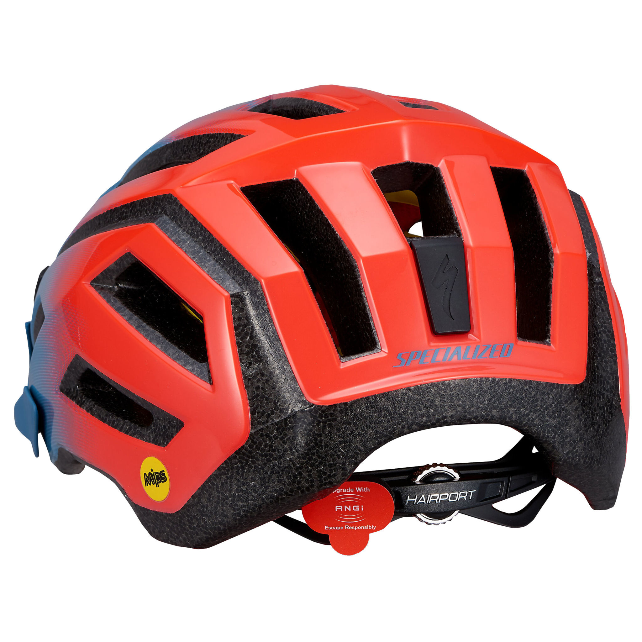 Casque Specialized Tactic II MIPS Rouge Small