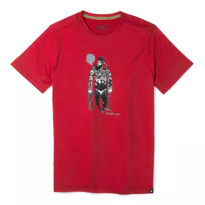 T-Shirt Smartwool Merino 150 Game of Ghost