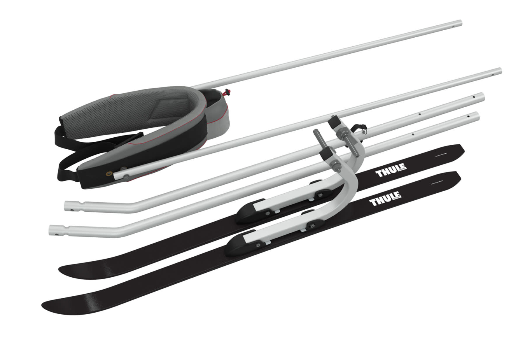 Ensemble de Skis Thule Cross Country usagé