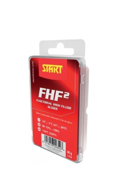 Fart de glisse Start FHF2 Rouge +5/+1 60g